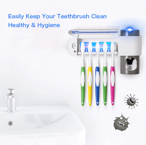 Image of Toothbrush Sanitizer