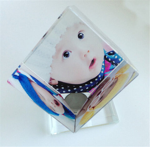 Crystal Picture Frame