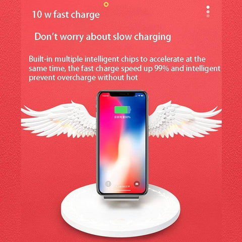 Image of Wireless Charger Angel Wings