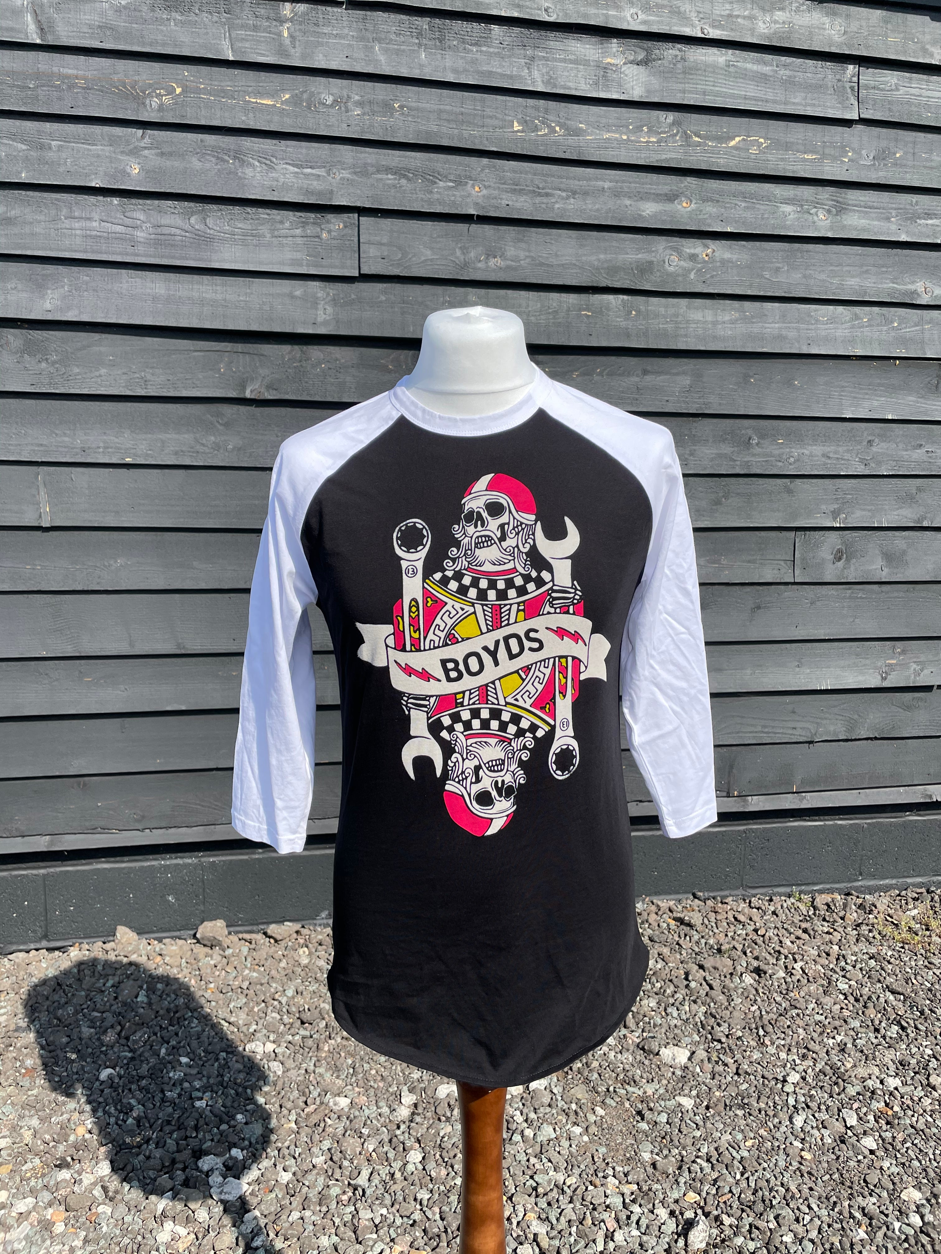 KING OF THE ROAD RAGLAN