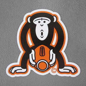 Monkey Fucking A Football<br/>Magnet - My Bad Co.