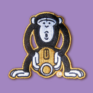 Monkey Fucking A Football<br/>Patch - My Bad Co.