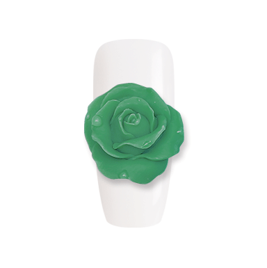 Bluesky 4D Sculpting Gel Green swatch, product code 10