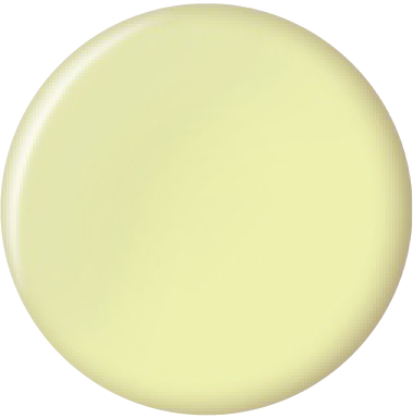 Bluesky Professional CREAMY YELLOW swatch, product code 63938