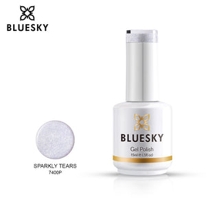 Bluesky Professional SPARKLY TEARS bottle, product code 7400