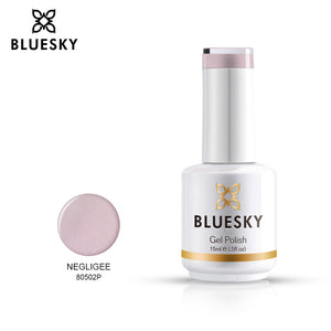 Bluesky Professional NEGLIGEE bottle, product code 80502