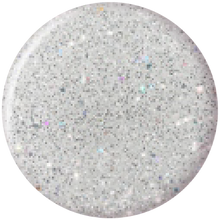Load image into Gallery viewer, Bluesky Professional SILVER GLITTER EXPLOSION swatch, product code 80573