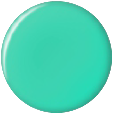 Bluesky Professional MENTAL MINT swatch, product code A047