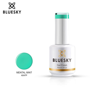 Bluesky Professional MENTAL MINT bottle, product code A047