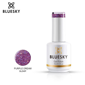 Bluesky Professional PURPLE DREAM bottle, product code BLZ48