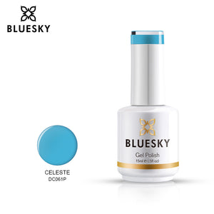 Bluesky Professional CELESTE bottle, product code DC061