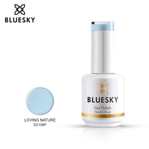 Bluesky Professional LOVING NATURE bottle, product code DC108