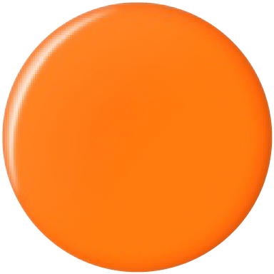 Bluesky Professional ORANGE SORBET swatch, product code N04