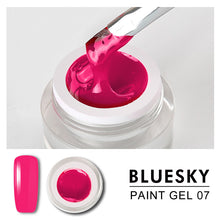 Load image into Gallery viewer, Bluesky Professional - Pink Gel Paint - #DK07