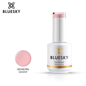 Bluesky Professional NEWBORN bottle, product code QXG053