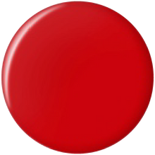 Load image into Gallery viewer, Bluesky Professional LANTERN RED swatch, product code QXG086