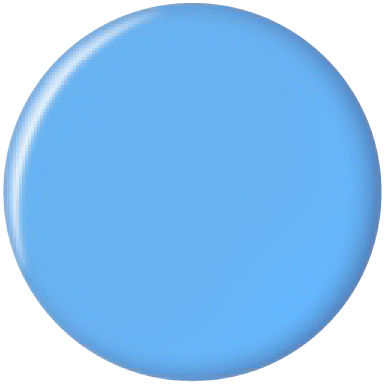 Bluesky Professional SMURF BLUE swatch, product code QXG126