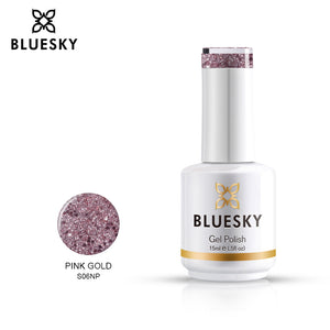 Bluesky Professional PINK GOLD bottle, product code S06N