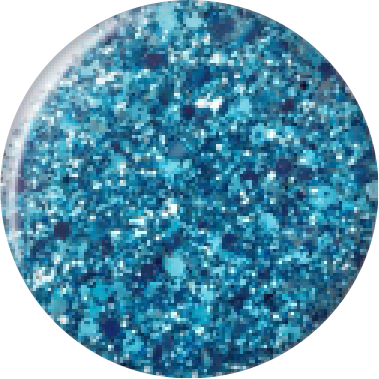 Bluesky Professional OCEAN MILLION swatch, product code S07N