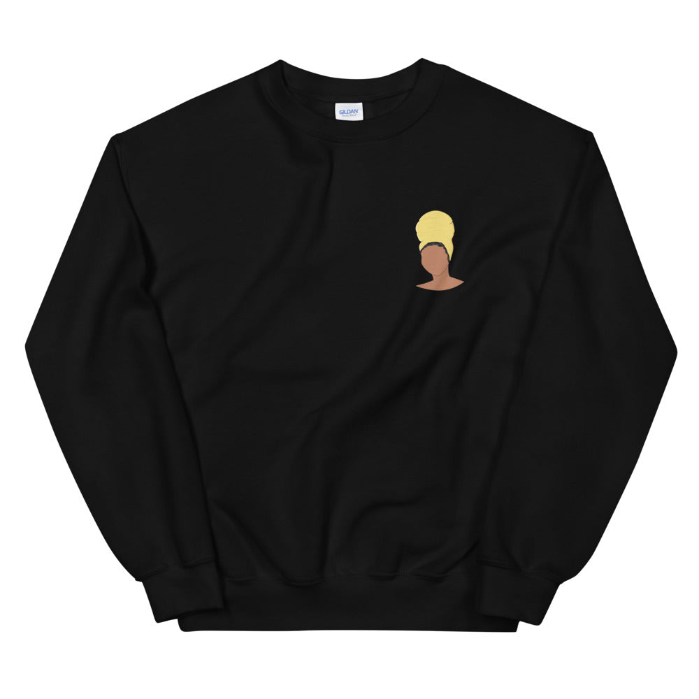 Headwrap Queen Unisex Sweatshirt