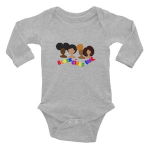 Original Logo Infant Long Sleeve Onesie