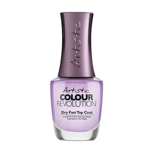 "Artistic Nail Lacquer - ""Dry Fast Top Coat"""