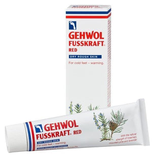 Load image into Gallery viewer, Gehwol Fusskraft Red