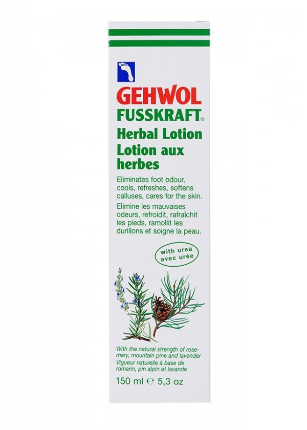 Gehwol Herbal Lotion (Pump)