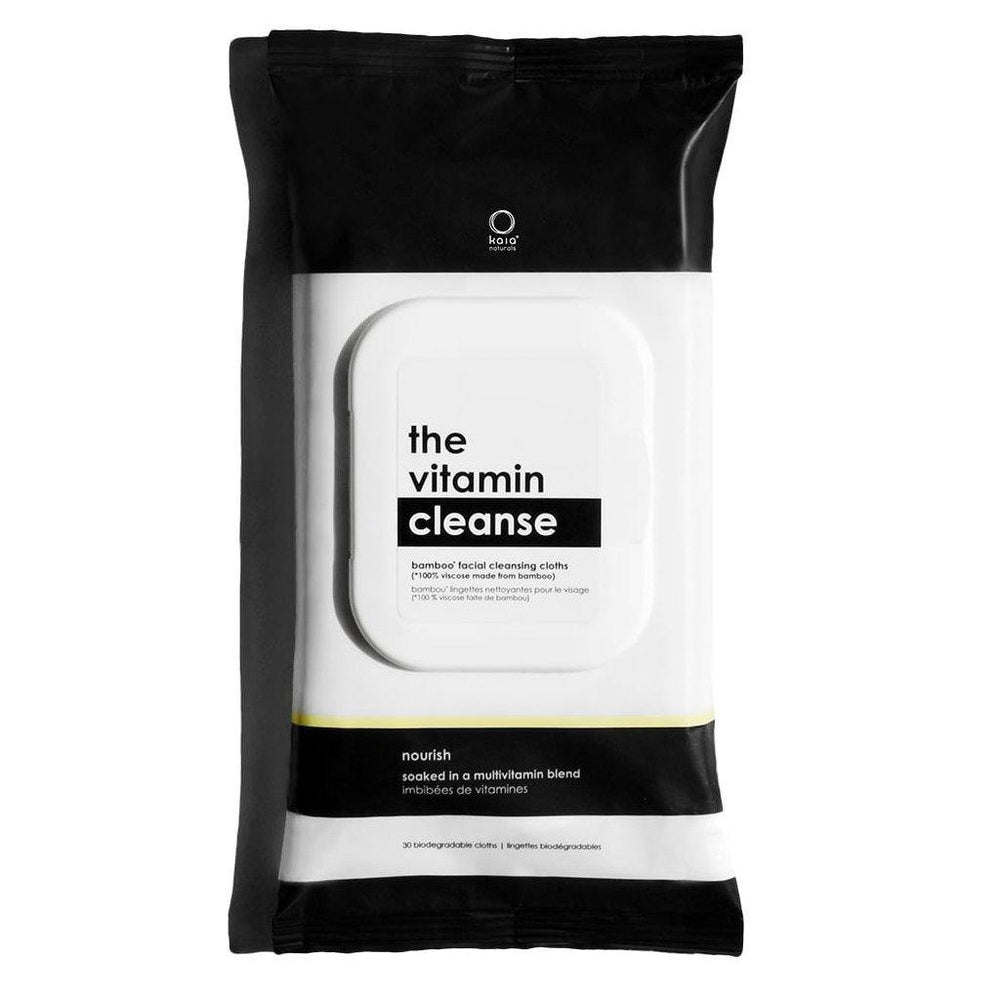 Kaia The Vitamin Cleanse Wipes