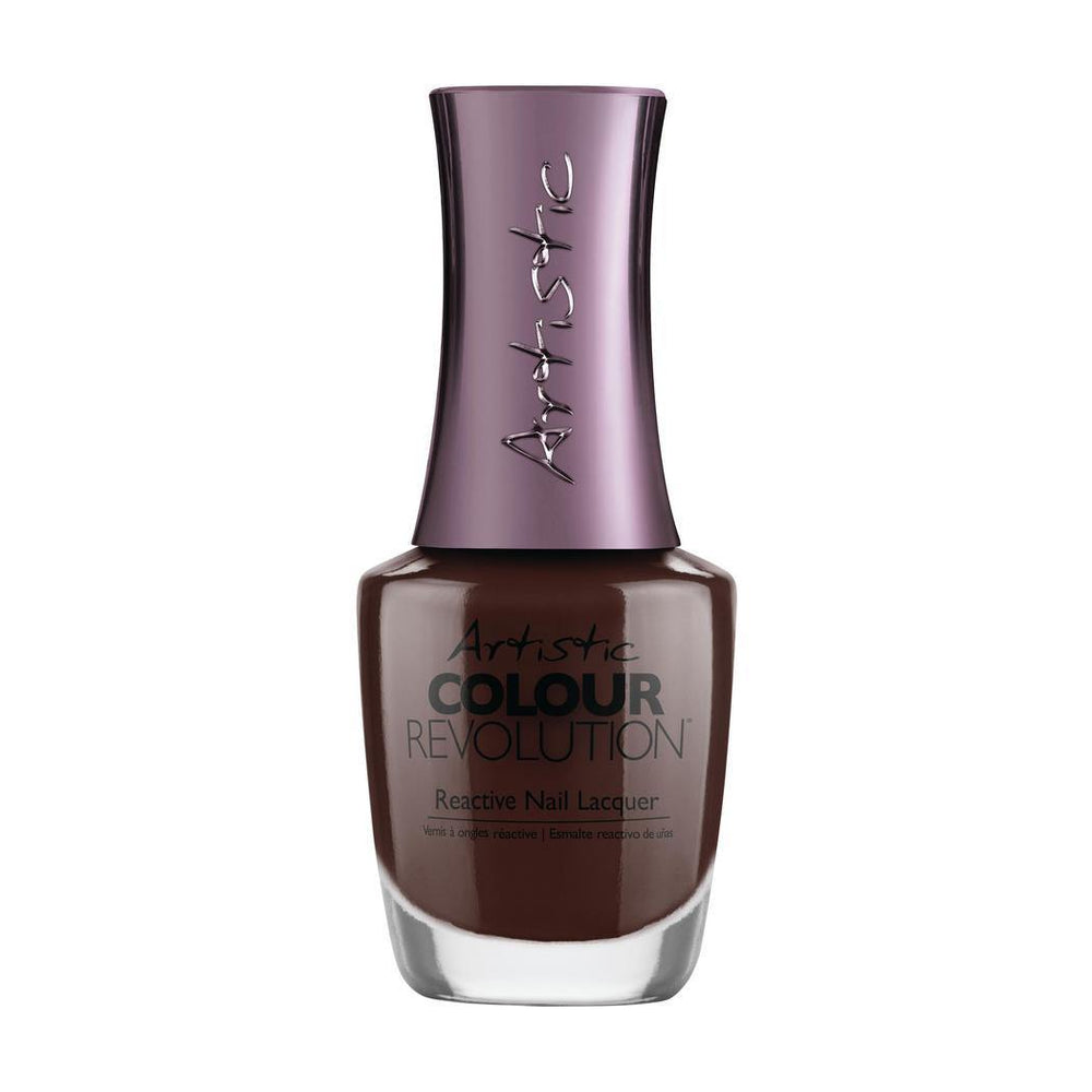"Artistic Nail Lacquer - ""All About The Route"""