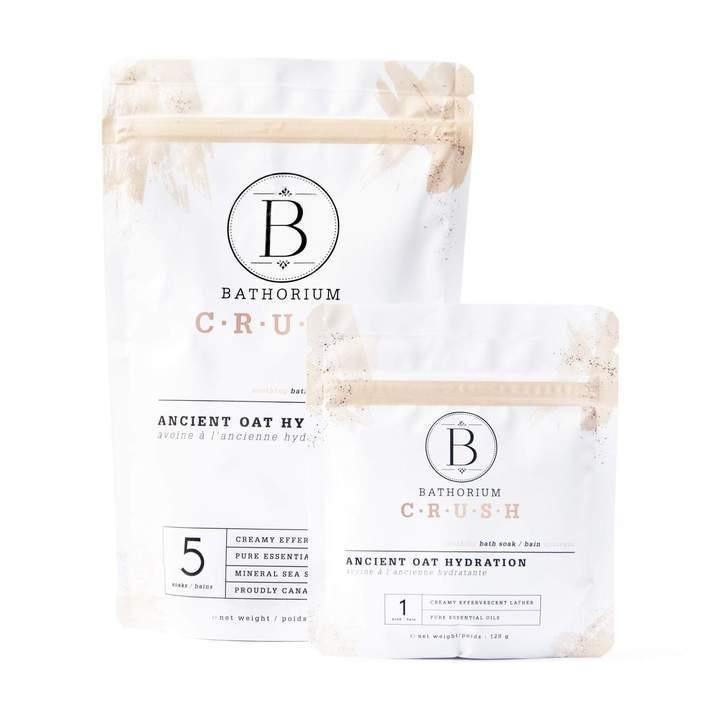 Bathorium CRUSH Ancient Oat Hydration Bath Soak