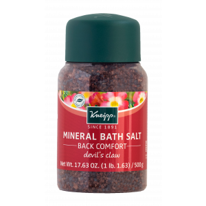 Kneipp Devil's Claw Mineral Bath Salt - Back Comfort