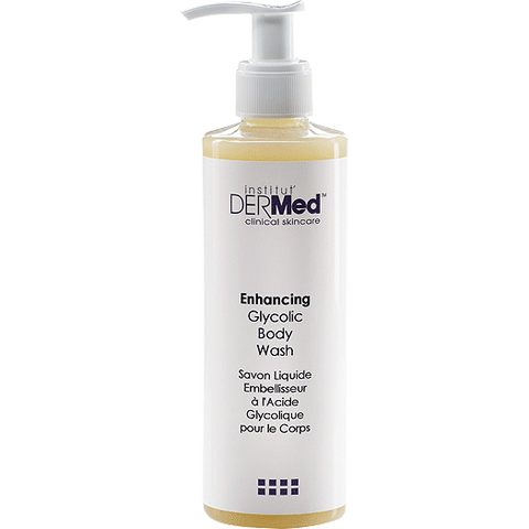 DerMed Enhancing Glycolic Body Wash