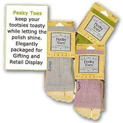 Peeky Toes Luxe - Spirit Spa Shop