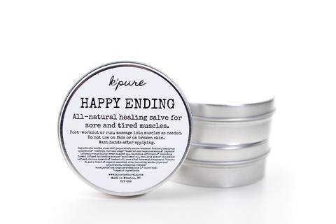 Happy Ending Muscle Salve