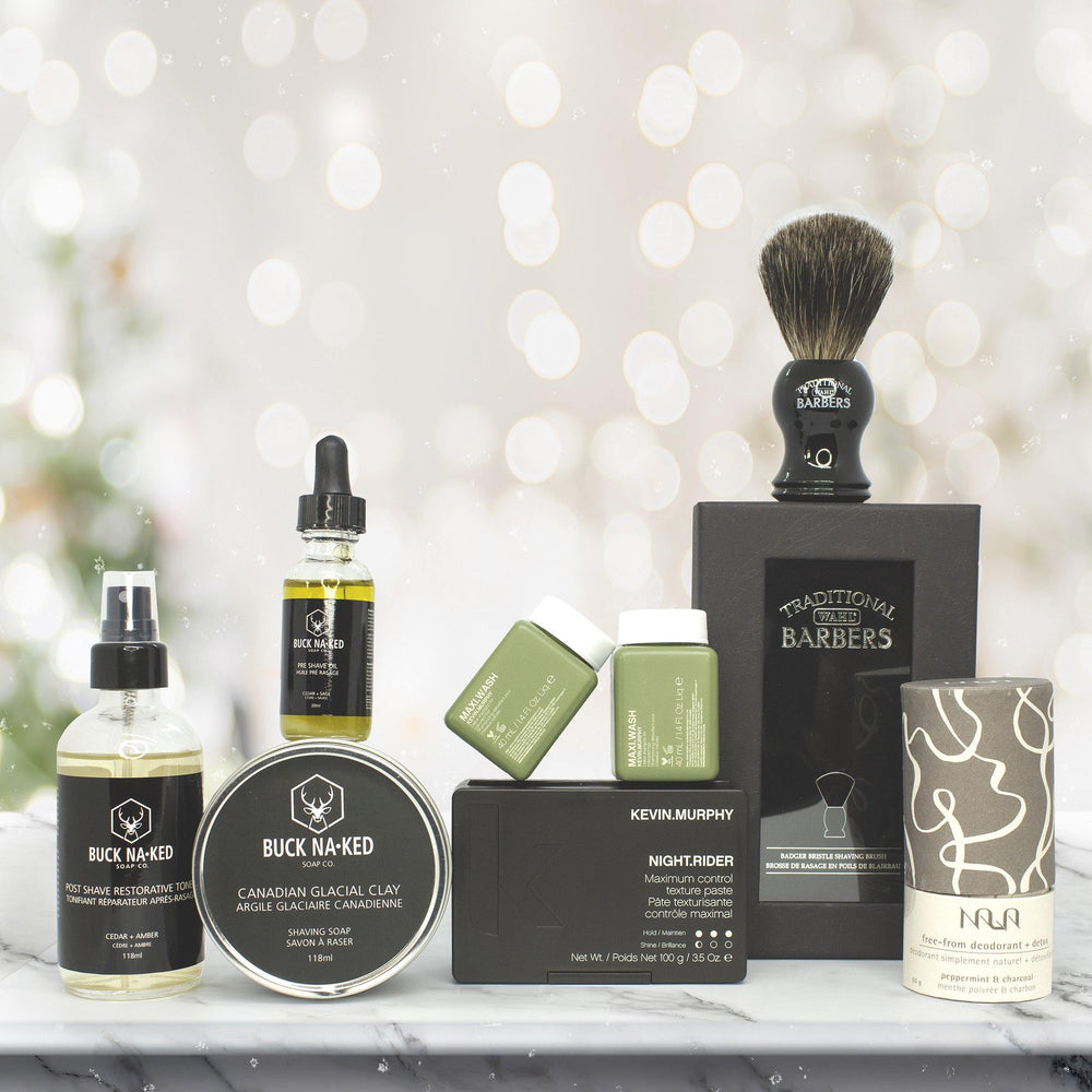 The Ultimate Shave Box - Spirit Spa Shop