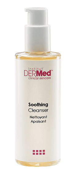 DerMed Soothing Cleanser - 4 ounces