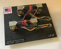 Wiring Harness for Gibson Les Paul-Jimmy Page Style