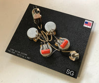 Wiring Harness for Gibson SG
