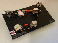 Wiring Harness for Gibson 50's Style ES 335 with Push/Pull pots