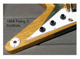 Wiring Harness for Gibson Flying V 1958 - PRO