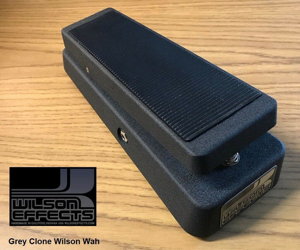 Wilson Wah Pedal - Grey Clone (Jimmy Page sound)