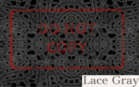Oz - Lace Grey