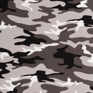 Vera - Black and White Camo