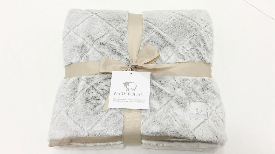 Warm For All - The Ultimate Luxury Throw Blanket