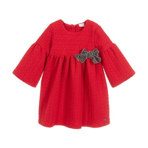 Woven Infant Girl Dress Andromedia
