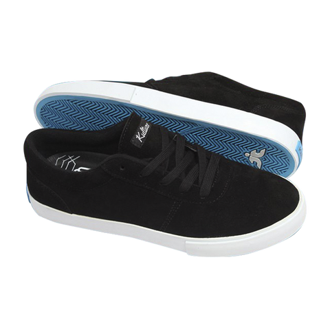 Zapatillas Kulture Quiet Negro/Blanco