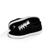 Zapatillas Kulture Fleet Negro/Blanco