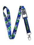 Lanyard Overtake Space Green