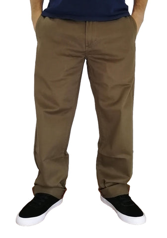 Pantalon Black Dice Chino Brown
